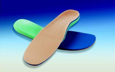 Soft Step – Soft Green Heel Cup (MFPM / FFPM)